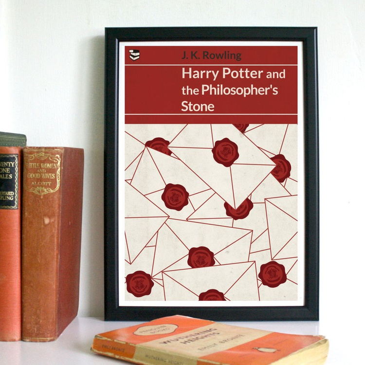 Vintage 'Harry Potter and the Philosopher's Stone' - Image 0