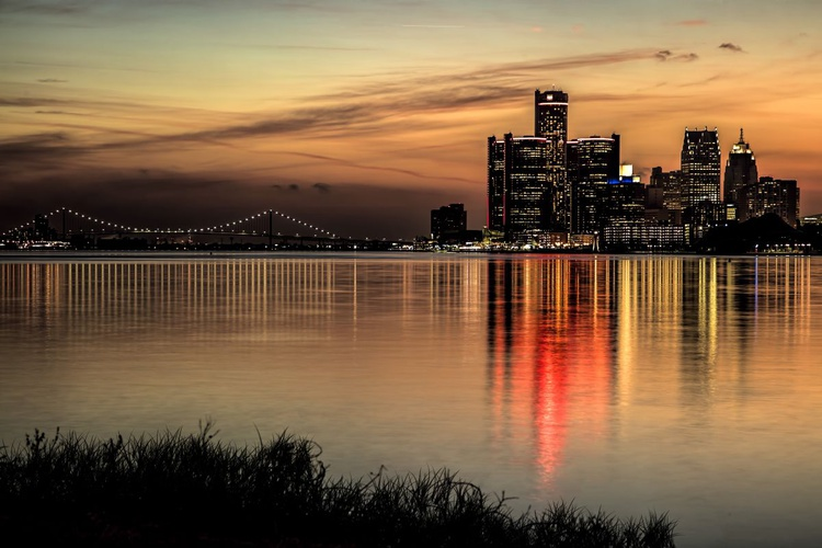 Reflections of Detroit - Image 0