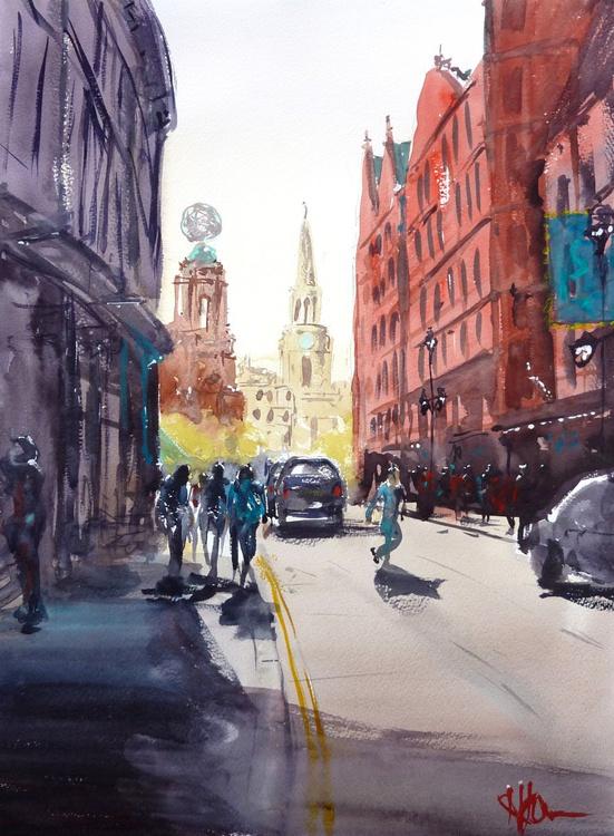 St Martin's Lane, London - Image 0