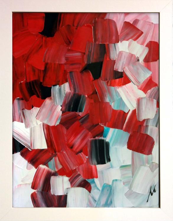 Bad Blood (Ready Framed) - Image 0
