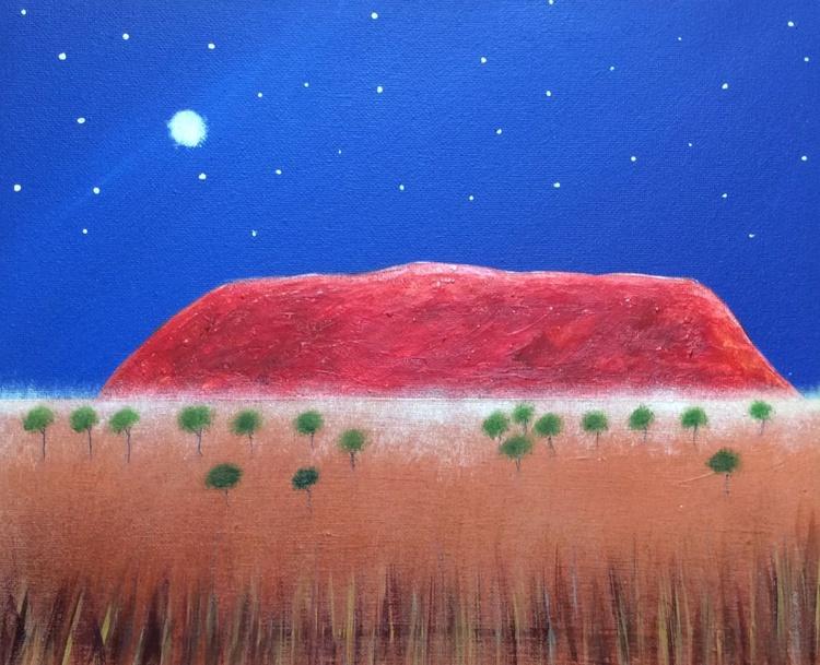""" Ayers Rock "" - Image 0"