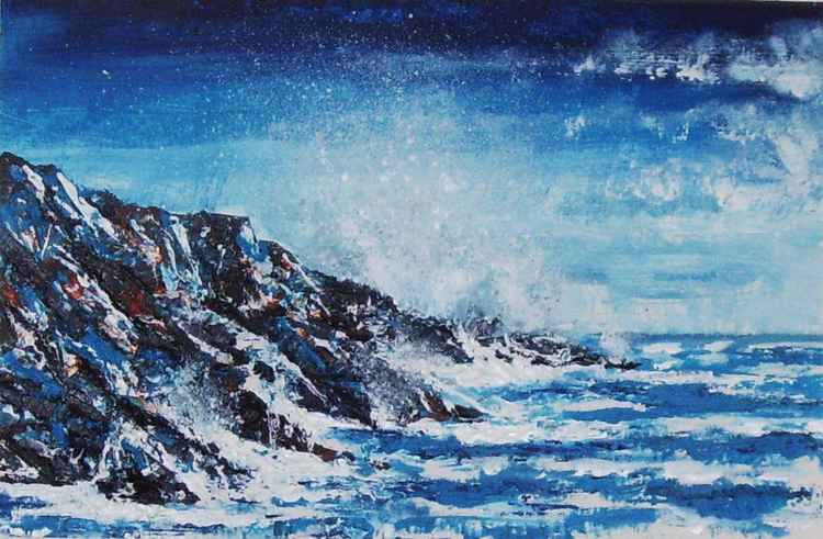 Stormy Seas 2 -