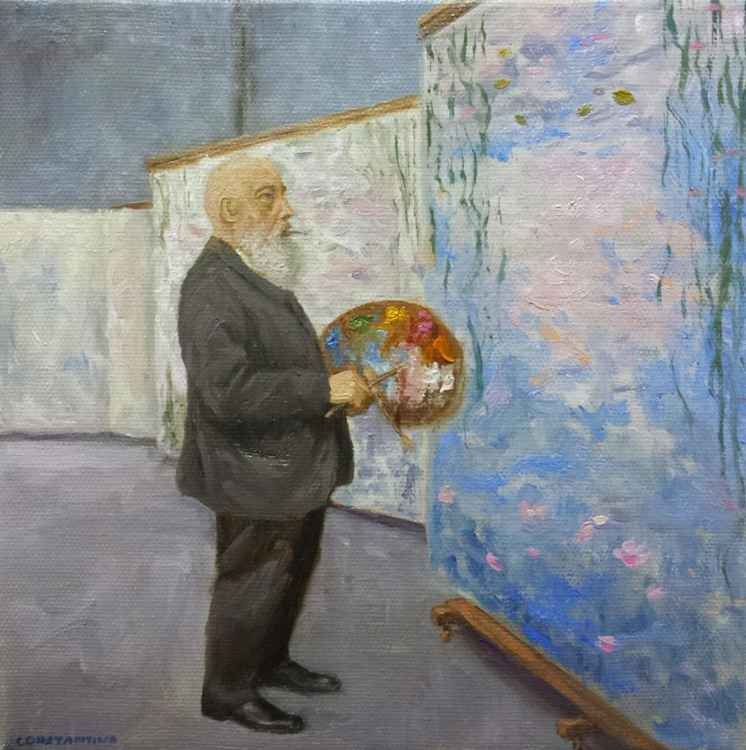 Moments back in time - Claude Monet