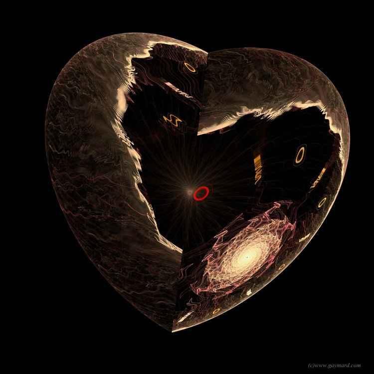 The broken heart -