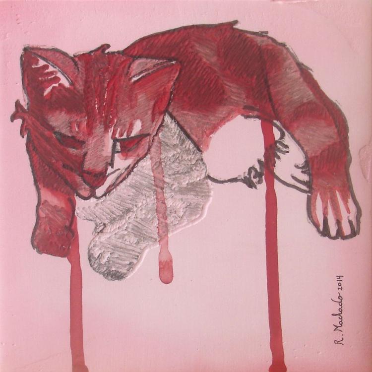 Cat Carved VIII - Image 0
