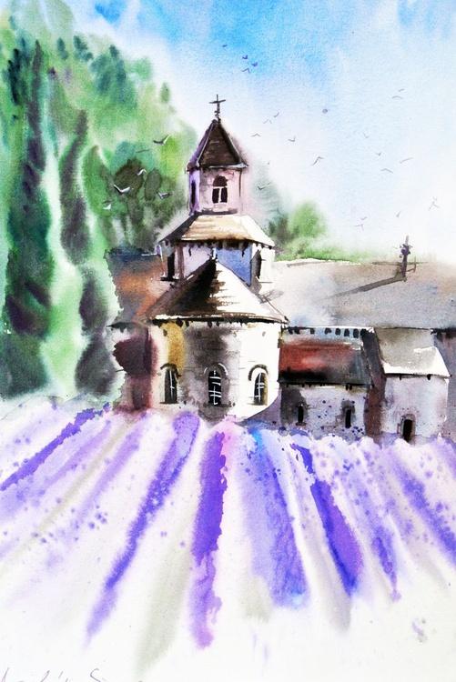 Senanque Abbey 2 - Image 0