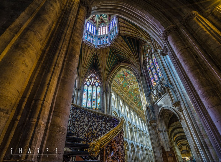 The Octagon, Ely Cathedral - Image 0
