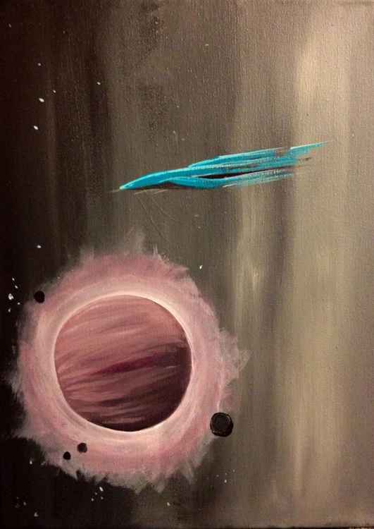 Star Saber through the Grey Veil - Image 0