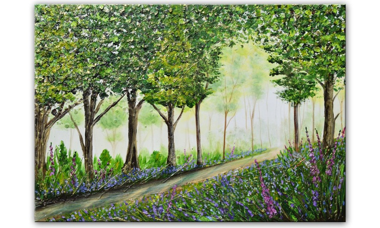 Forest in Spring - Image 0