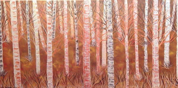 Autumn Birch - Image 0