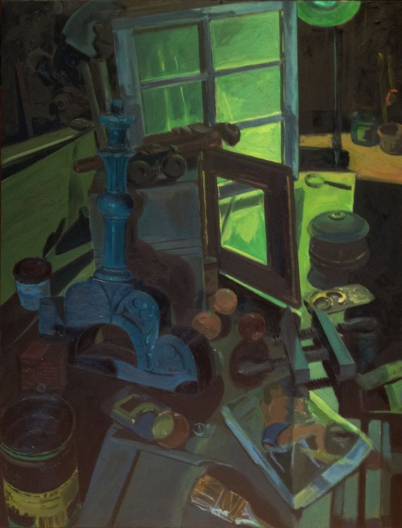The Work Party: The Workbench - Image 0