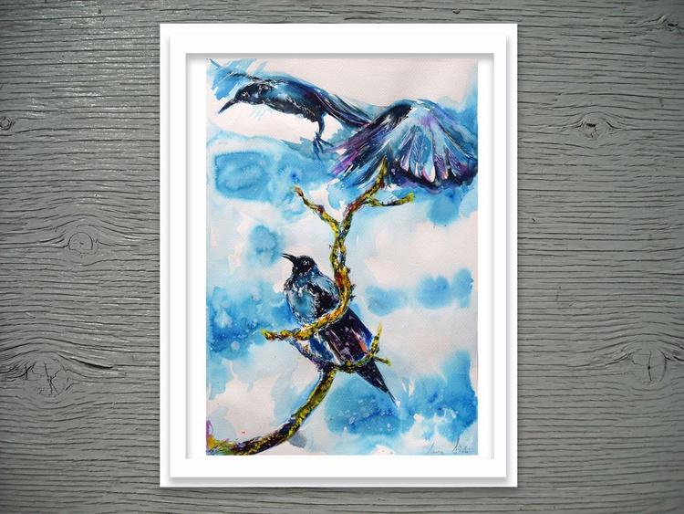 Flying birds - Image 0