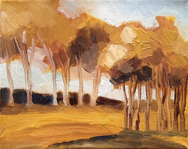 Amber Trees - Image 0