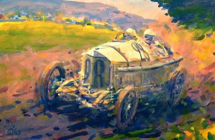 Lautenschlager,Mercedes - Image 0