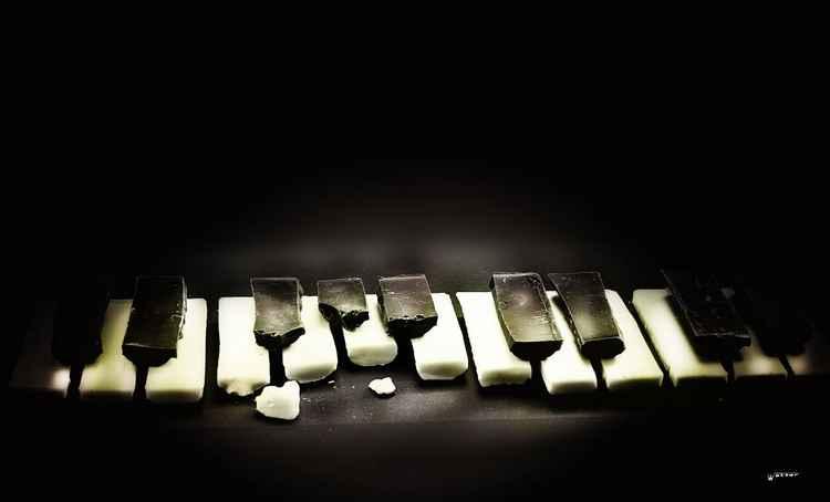 """""""La faim du pianiste"""" -"""