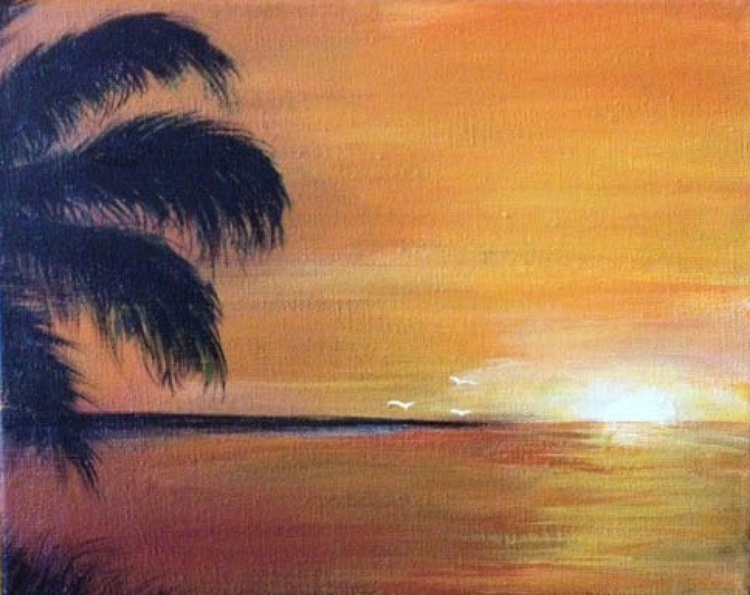 Tropical Sunset - Image 0