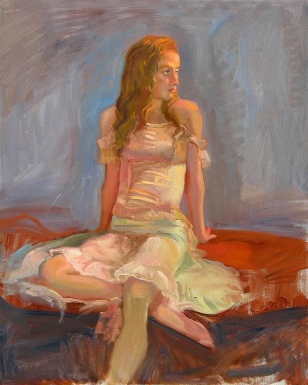 The dancer at rest - Image 0