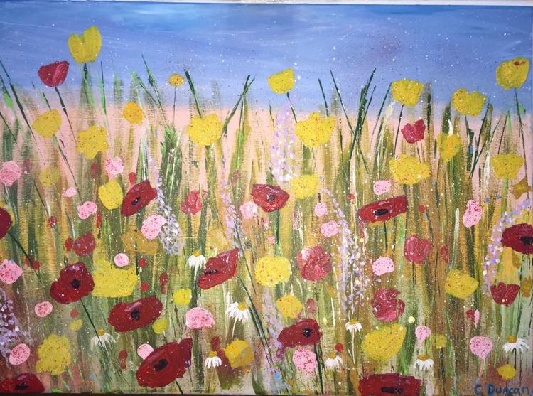 Floral Burst - Image 0