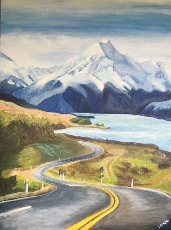 Mount Cook, South Island, New Zealand - Image 0