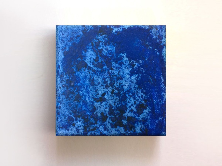 True Blue - Pure Pigment and Poppy Oil - Image 0