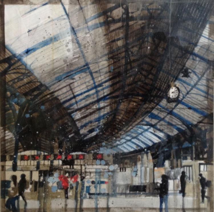 Brighton Station, 5 Jan - Image 0
