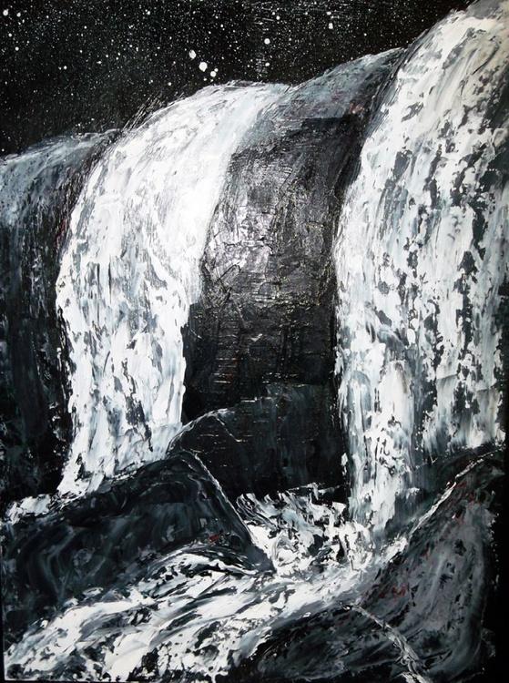 Grey Falls - Image 0