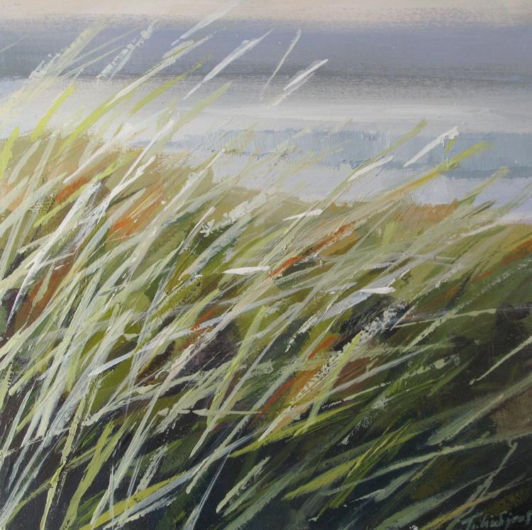 Keyhaven Grasses. - Image 0