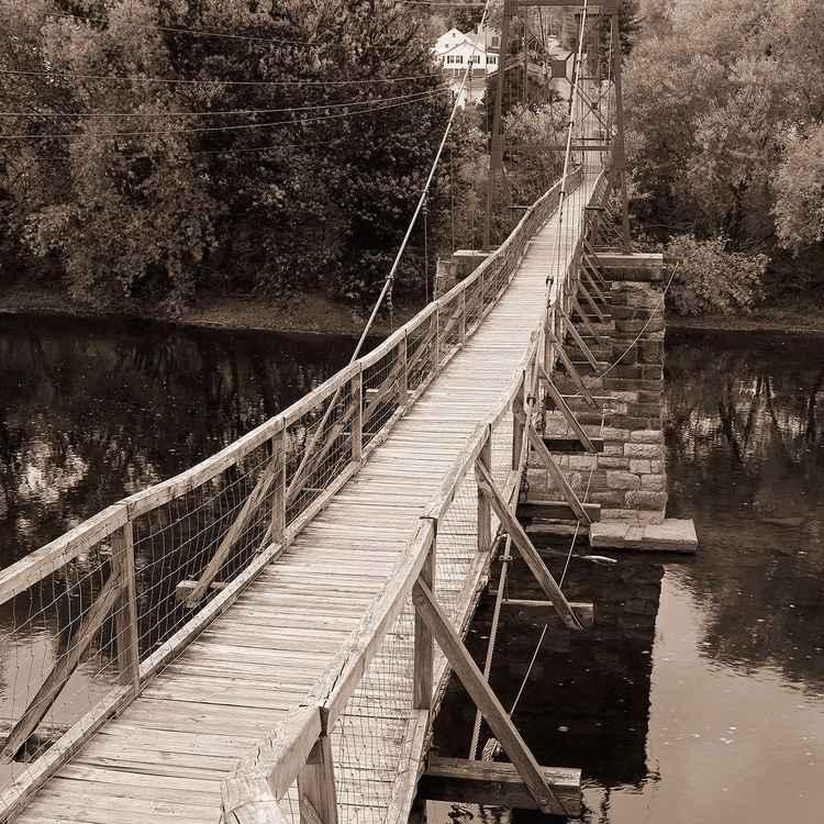 Swinging Bridge -
