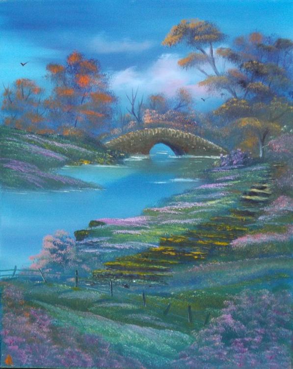 Rustic Bridge Architecture - Image 0