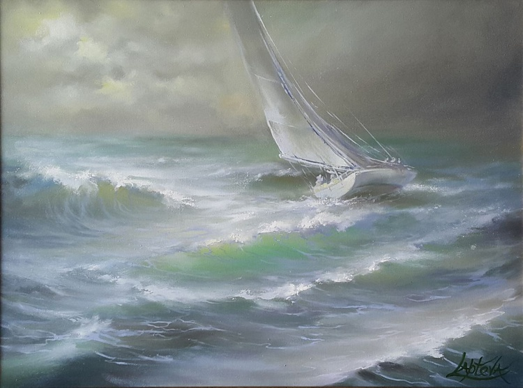 Conquering the waves - Image 0