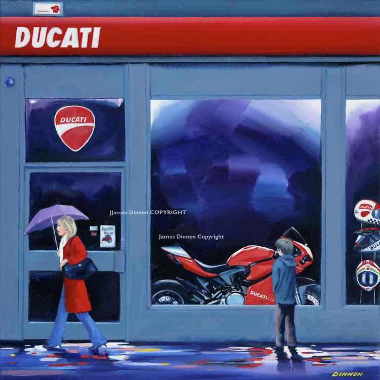 Ducati Sogni D'infanzia ( Ducati Childhood Dreams) -