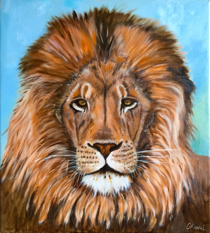 King of the pride - Image 0