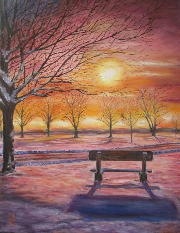 Winter idyll - Image 0