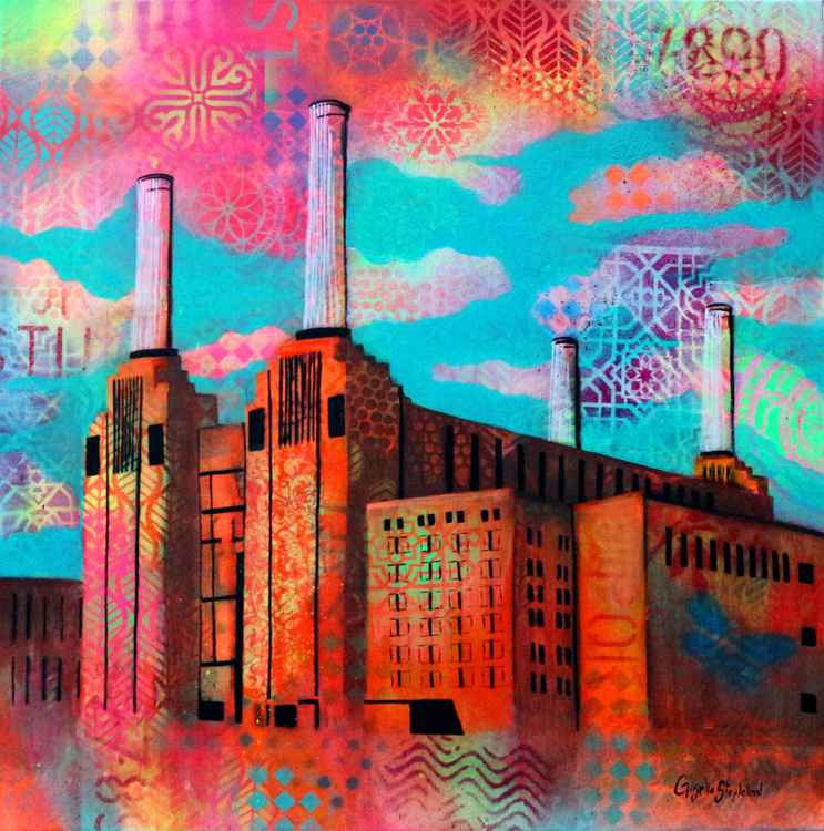 Battersea Power Station -