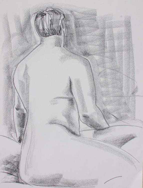 """""""Figure Study III - Kelly"""" - Image 0"""