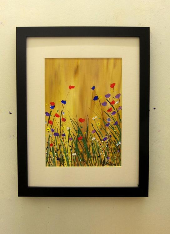 The flower garden - Image 0