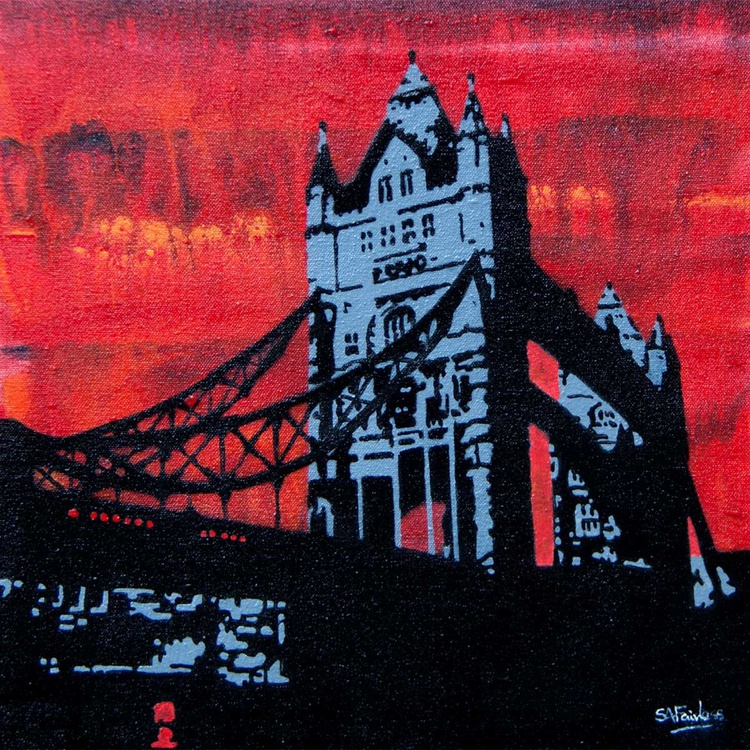 Tower Bridge Sunset - Image 0