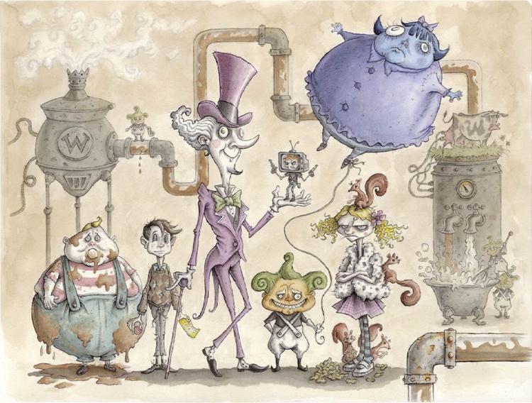 The Chocolate Gang - Image 0