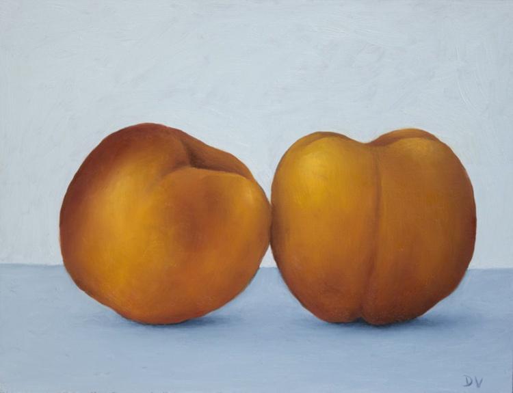 Still life Peaches - Image 0