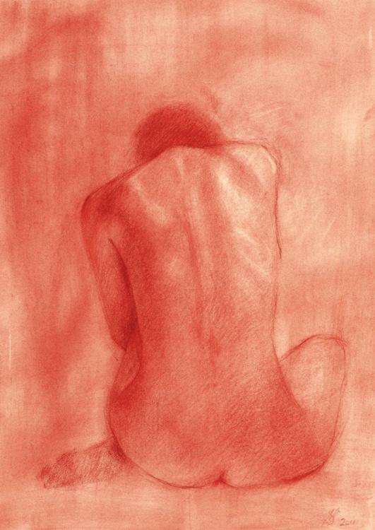 Sanguine nude 10 - Image 0