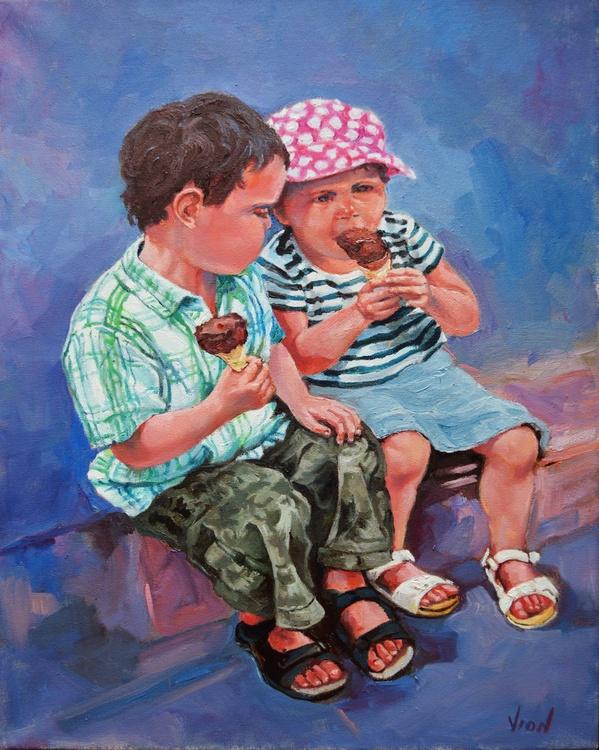 Ice Cream Romance - Image 0