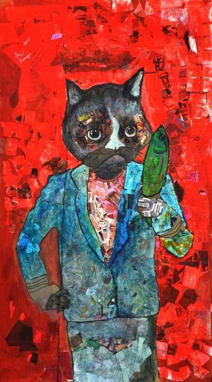 Rich cat #2 -