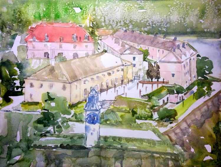 Exit 2016 ...Petrovaradin Fortress -