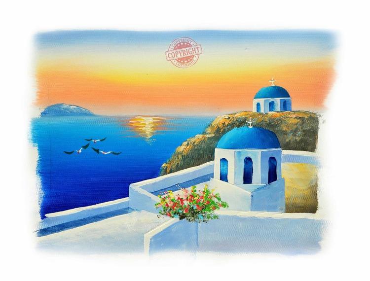 Santorini 8 - Image 0