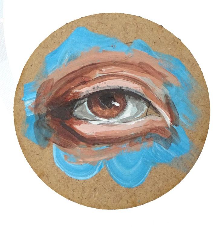 Eye Study 4 - Image 0