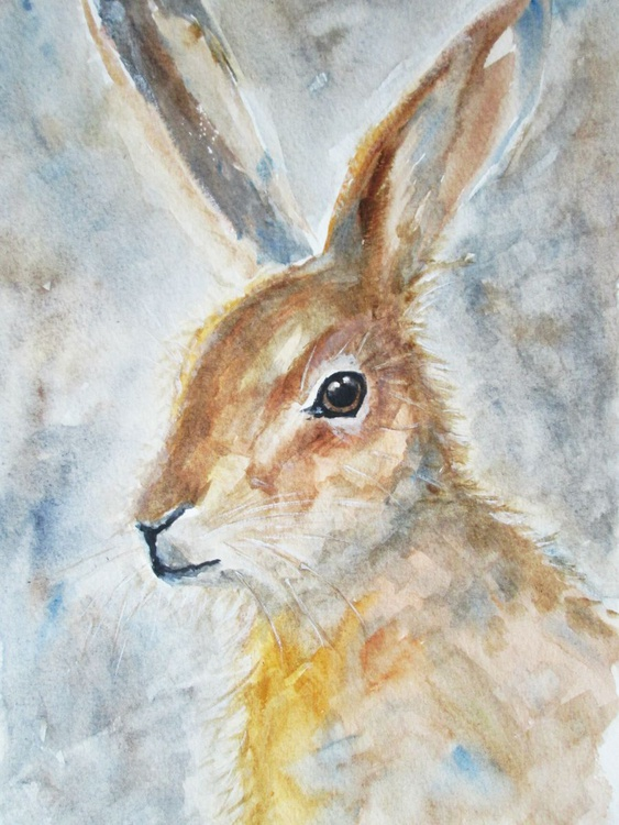 """""""HARRY HARE"""", the fun and lovely hare.... - Image 0"""