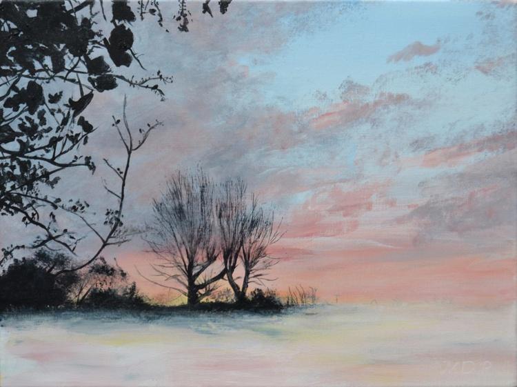 Wintery Sunrise - Image 0