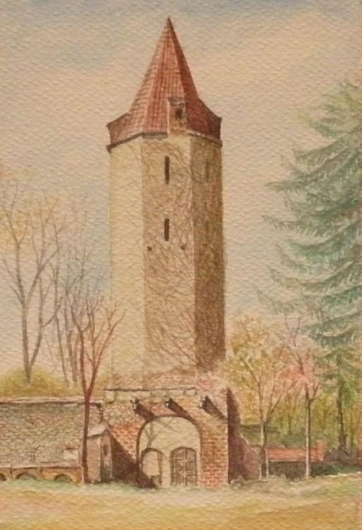 Fore tower, Strzegom, Poland - Image 0