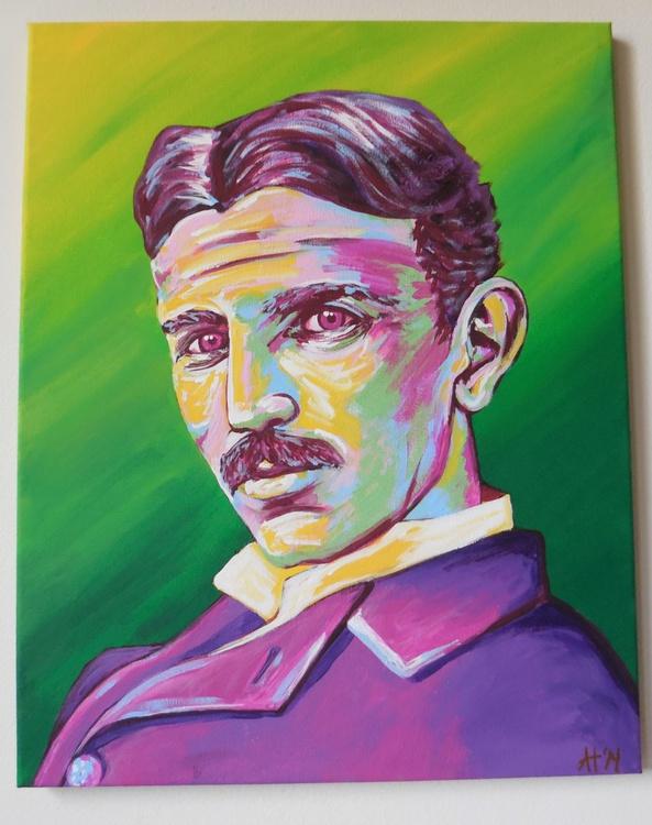 Nikola Tesla - Image 0