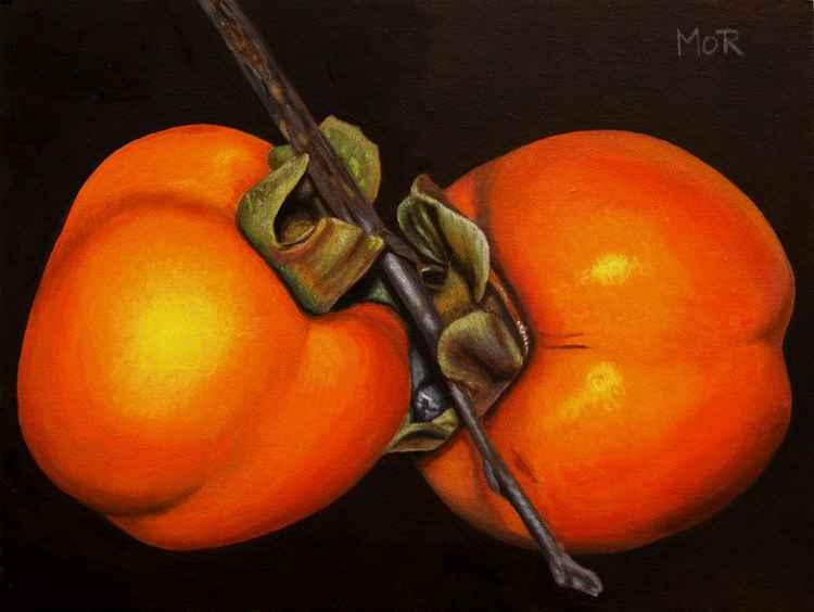 Persimmon Twig -